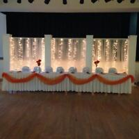 Wedding or Event: Backdrops