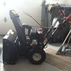 "Craftsman 24""  208cc Snowblower"