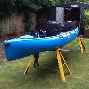 Hobie Mirage Oasis tandem Anglesea Surf Coast Preview