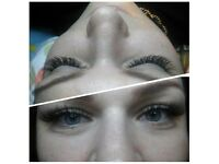 Individual, hybrid and volume eyelash extensions and lash lift