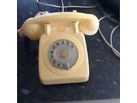 1960's Original corded Telephone