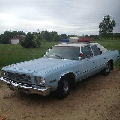 1976 Plymouth Gran Fury Police Package Used Plymouth Other For Sale In Stacy Minnesota