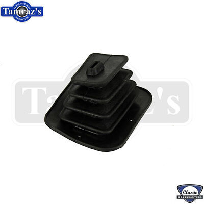 67-68 Camaro 4 Speed NO CONSOLE Rubber Shifter Shift Boot Floor Seal