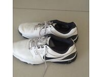 Nike golf shoes air. Size 9