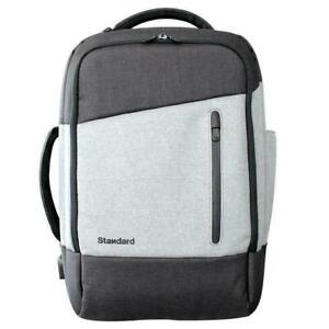 Ultimate Everyday Backpack - An 18L Convertible Smart Backpack for Work with USB Charging
