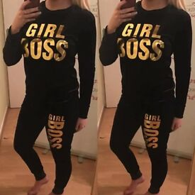 Girl Boss Tracksuit