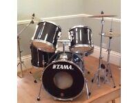 Vintage Tama RockStar dumkit. Late '80's. Excellent condition.