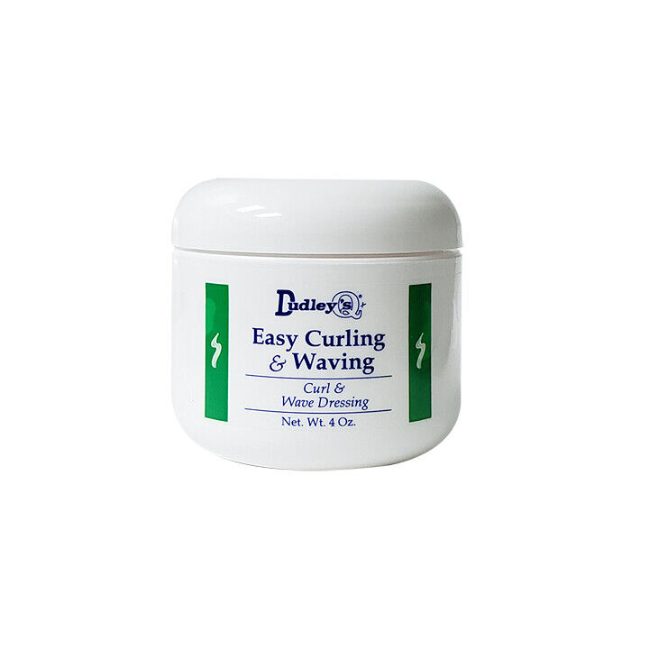 """Dudley's Easy Curl & Waving Dressing Wax 4 Oz. – """"Free Shipping!!!"""" Hair Care & Styling"""