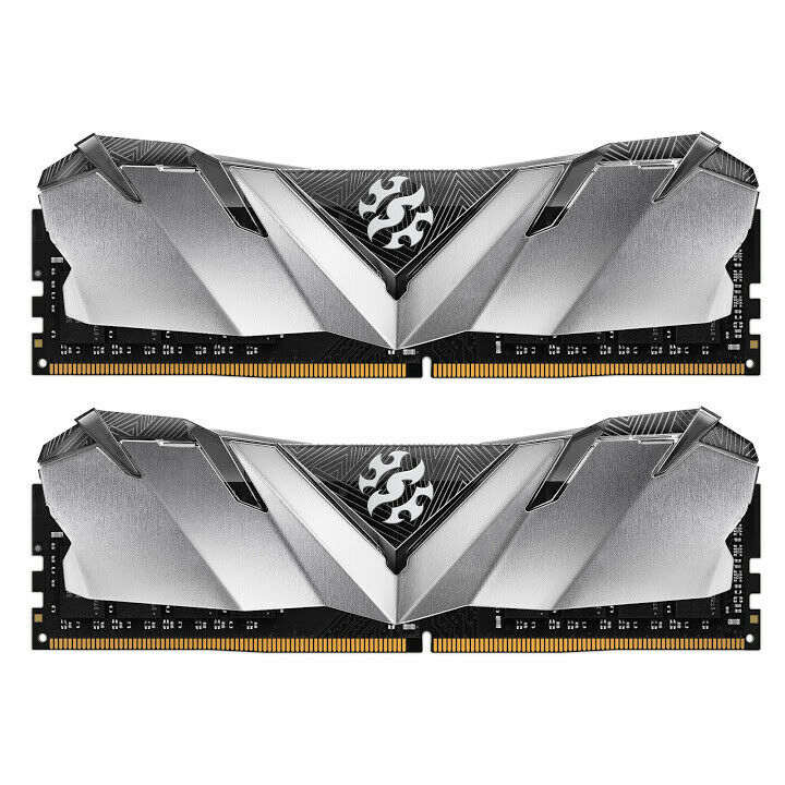 XPG GAMMIX D30 Desktop Memory Series: 16GB (2x8GB) DDR4 3000MHz CL16 Black