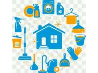 Domestic cleaning, End of tenancy cleaning,Laundry and ironing and much more