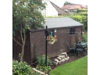 Garden Shed/Garage