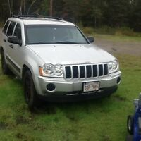 Sale or trade 2005 Jeep Grand Cherokee Laredo SUV, Crossover