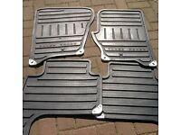 Range Rover sport car mats