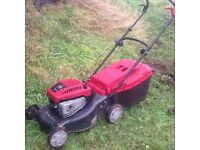 3 off Mountfield self propelled petrol lawnmowers