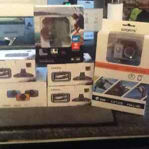 Video camera for car and Sportcam HD WIFI like GoPro 3 Peterborough Peterborough Area image 1