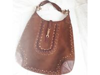 Gucci Suede Handbag - Limited Edition