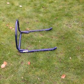 Bicycle rake