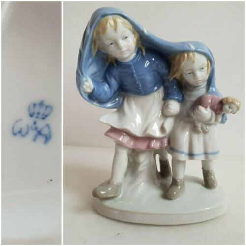 Porcelain figurine of the Wagner factory & Apel