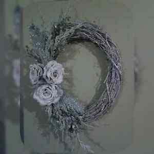 NEW WINTER VINE WREATH  Kitchener / Waterloo Kitchener Area image 3