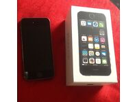 iPhone 5s slate grey, excellent condition £135