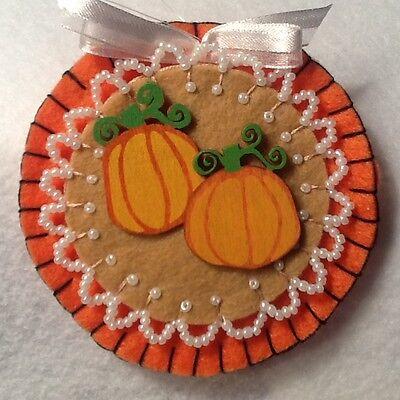 Pumpkin decoration ornament for halloween thanksgiving fall - Pumpkin For Halloween
