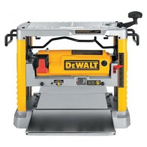 looking for a thickness planer