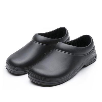 Men Chef Shoes Kitchen Nonslip Shoes Safety Shoes Cook Culinary School Shoes As