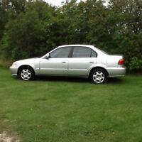 1999 Honda Civic Sedan