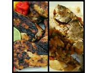 Jerk Chicken /Stuffed Fish/ BBQ Catering Events!!!!!