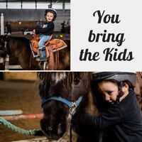 Pony and Tot Classes