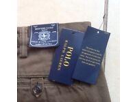 Ralph Lauren mens trousers.size 38 waist 32 leg Slimfit.