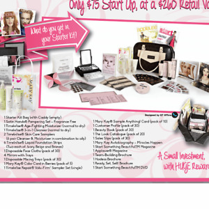 Mary Kay Starter Kit-Almost New
