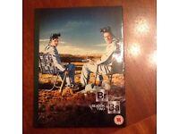 Breaking Bad DVD Box set