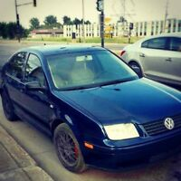 2001 Volkswagen Jetta Full cuire,dvd (7po),blooth etc 200 hp