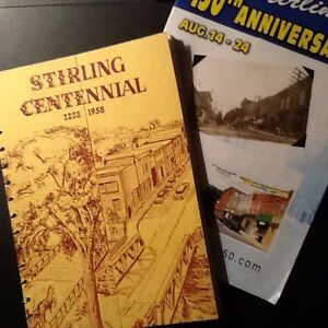 STIRLING Centennial : 100 Years of History (1858-1958) - WOW!
