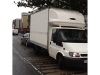 Luton transit van with tail lift 2006 !!!!!!NO VAT !!!!!!!!!