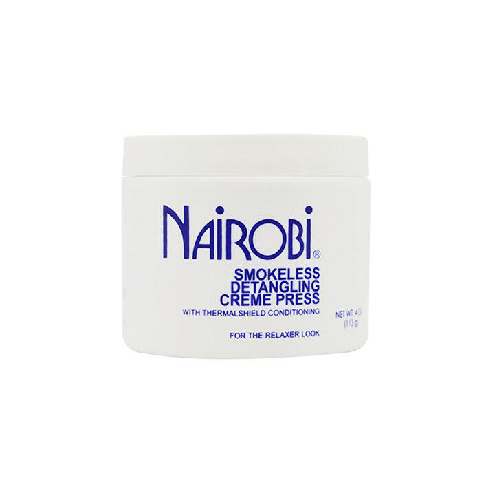 "Nairobi Smokeless Detangling Creme Press 4 Oz. – ""Free Shipping!!!"" Hair Care & Styling"