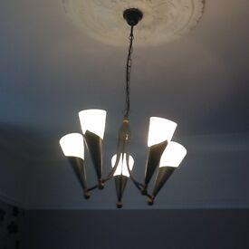 Retro Style Ceiling Light