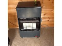 Calor gas heater ideal for garage or workshop.No bottle.