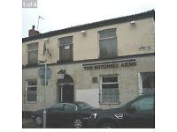 Derelict Pub in Manchester - Off Market Development opportunity