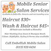 Mobile Hairstylist for Seniors