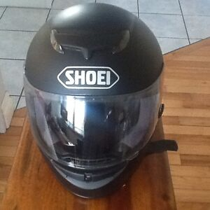 Matt Black TZ-R Shoei Top Quality Helmet