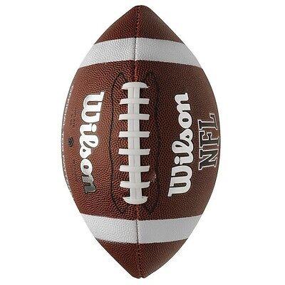 ✅🏈 Official WILSON Football TDS NFL American Super Bowl Ball Soft Grip