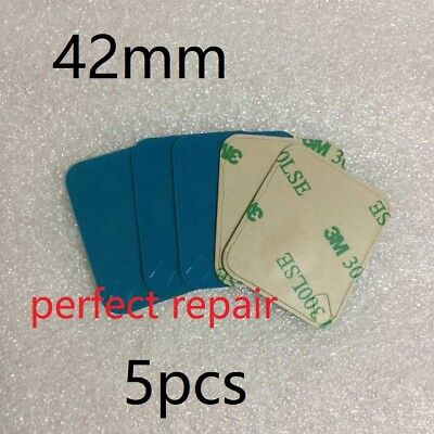 5PCS Front LCD Sticker For iWatch Watch Waterproof Adhesive Tape Glue 42mm
