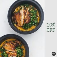10 % JANUARY DISCOUNT | RESTAURANT QUALITY MEALS DELIVERED