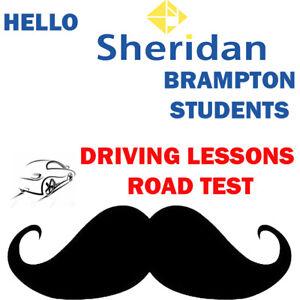 DRIVING INSTRUCTOR CLASS SHERIDAN BRAMPTON AREA G TEST