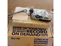 SKY PLUS HD BOX 250GB BOXD