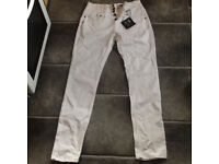 Women's Brand New High Waisted Skinny Jeans Size 12.