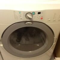"Washer & Dryer / Laveuse Secheuse  "" WHIRLPOOL  """