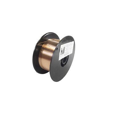 Ercusi-a .035 X 2 Lb Spool Silicon Bronze Copper Welding Wire